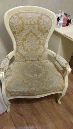Кресло До перетяжки