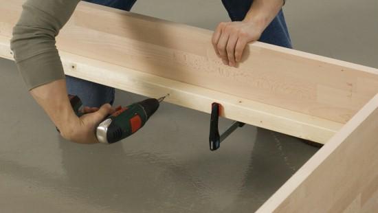 Усиление каркаса мебели